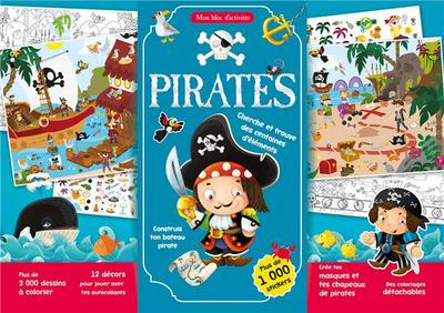 LES PIRATES Gey Eva Maria Grenouille éditions